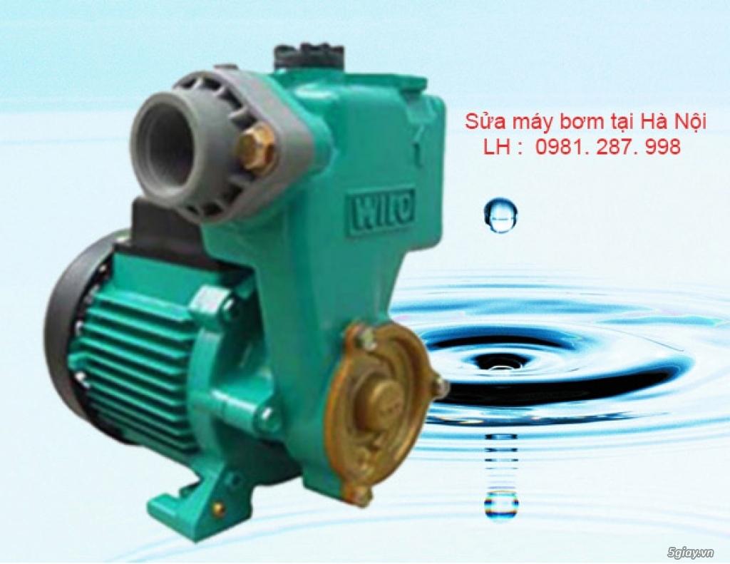 Chuyên sửa máy bơm nước - Bán máy bơm mới tại Hà Nội . - 1