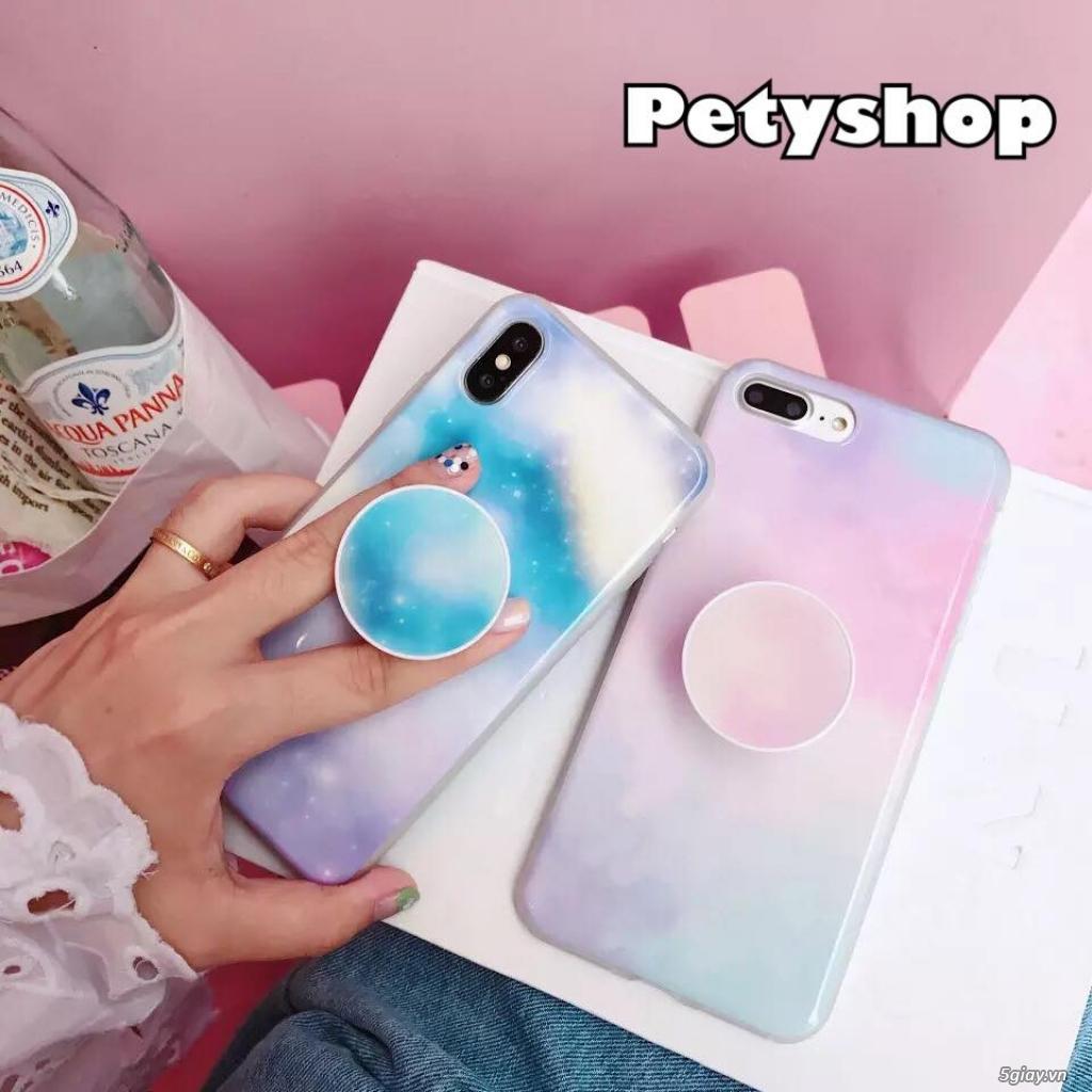 Ốp lưng iPhone 6 6S 6Plus 6SPlus 7 8 7Plus 8Plus X độc lạ dễ thương - 3