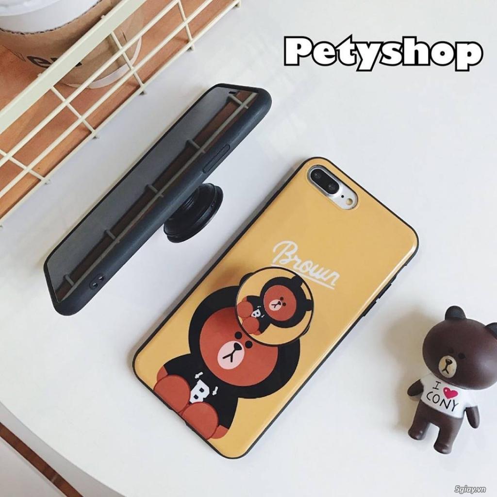 Ốp lưng iPhone 6 6S 6Plus 6SPlus 7 8 7Plus 8Plus X độc lạ dễ thương - 2