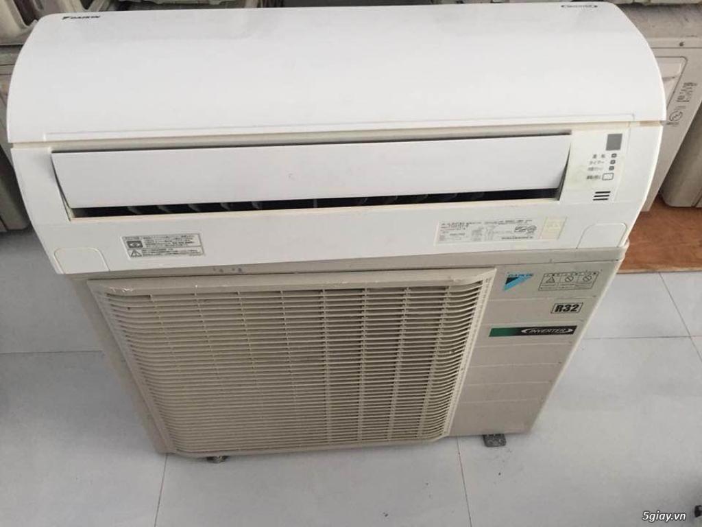 ĐL Tân Tiến :Máy lạnh nội địa Nhật mới 95% bảo hành 15 Tháng ,1 đổi 1 trong 15 tháng giá tốt tại 5s - 4