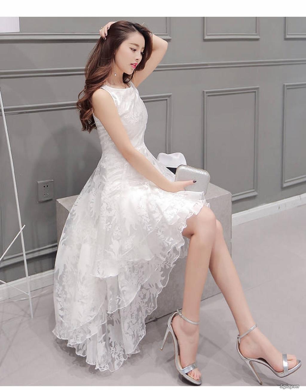 Đầm thời trang nữ, váy đầm thời trang - 4