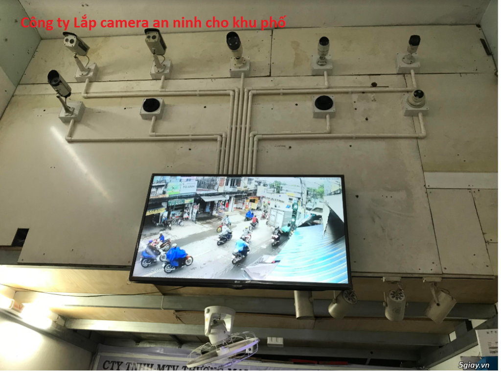 Cung cấp dịch vụ bảo trì, lắp đặt camera chỉ với 100k/1camera - 3