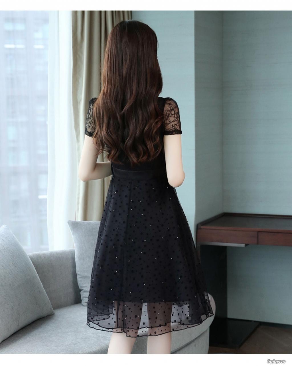 Đầm thời trang nữ, váy đầm thời trang - 18