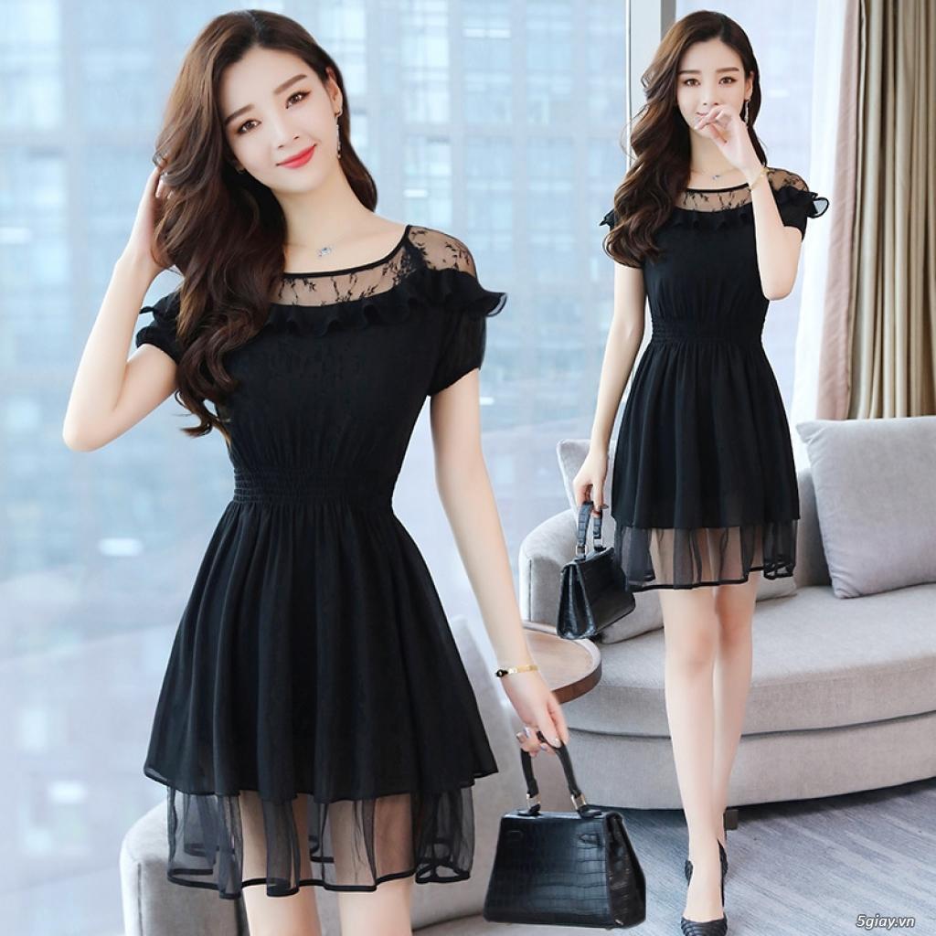 Đầm thời trang nữ, váy đầm thời trang - 14