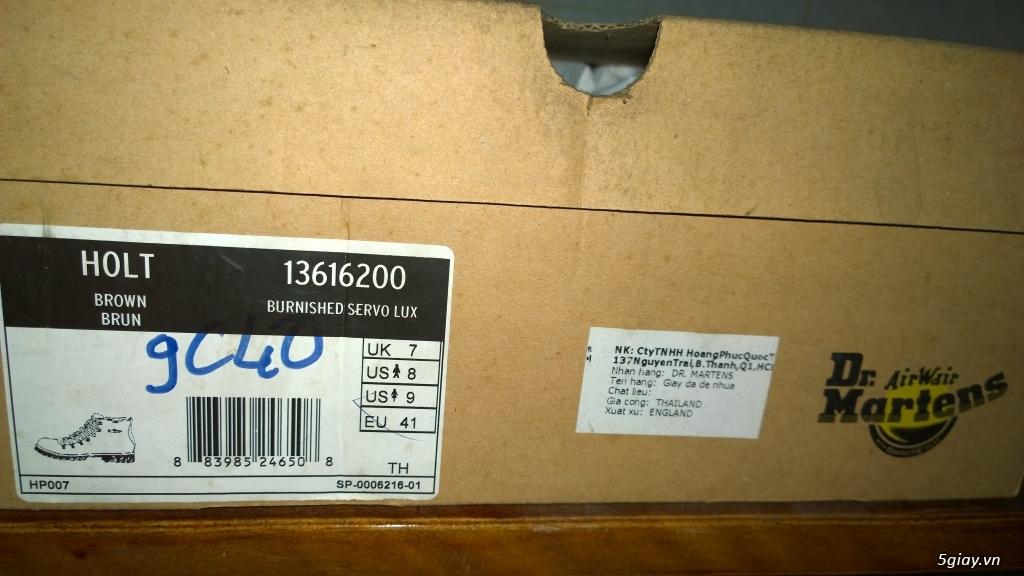 XẢ lô hàng chuyên giầy xuất khẩu tồn kho - 2