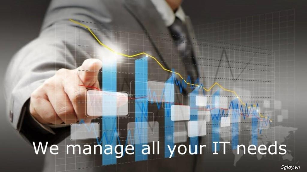 Dịch vụ IT văn phòng