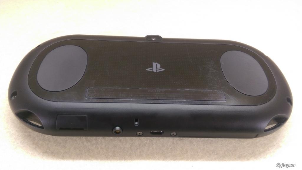 Máy PS Vita 2000 hack full phụ kiện - 1