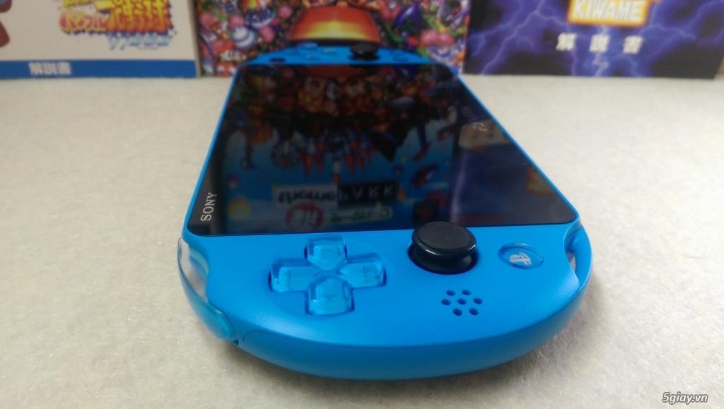Máy PS Vita 2000 hack full phụ kiện - 4