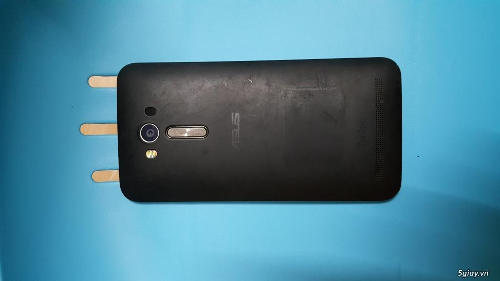 Bán điện thoại Asus Zenfone 2 Laser đen 16GB 5.5'' - 1