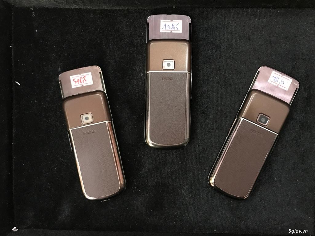 Điện thoại Nokia 8800 saphia nâu chính hãng - 1