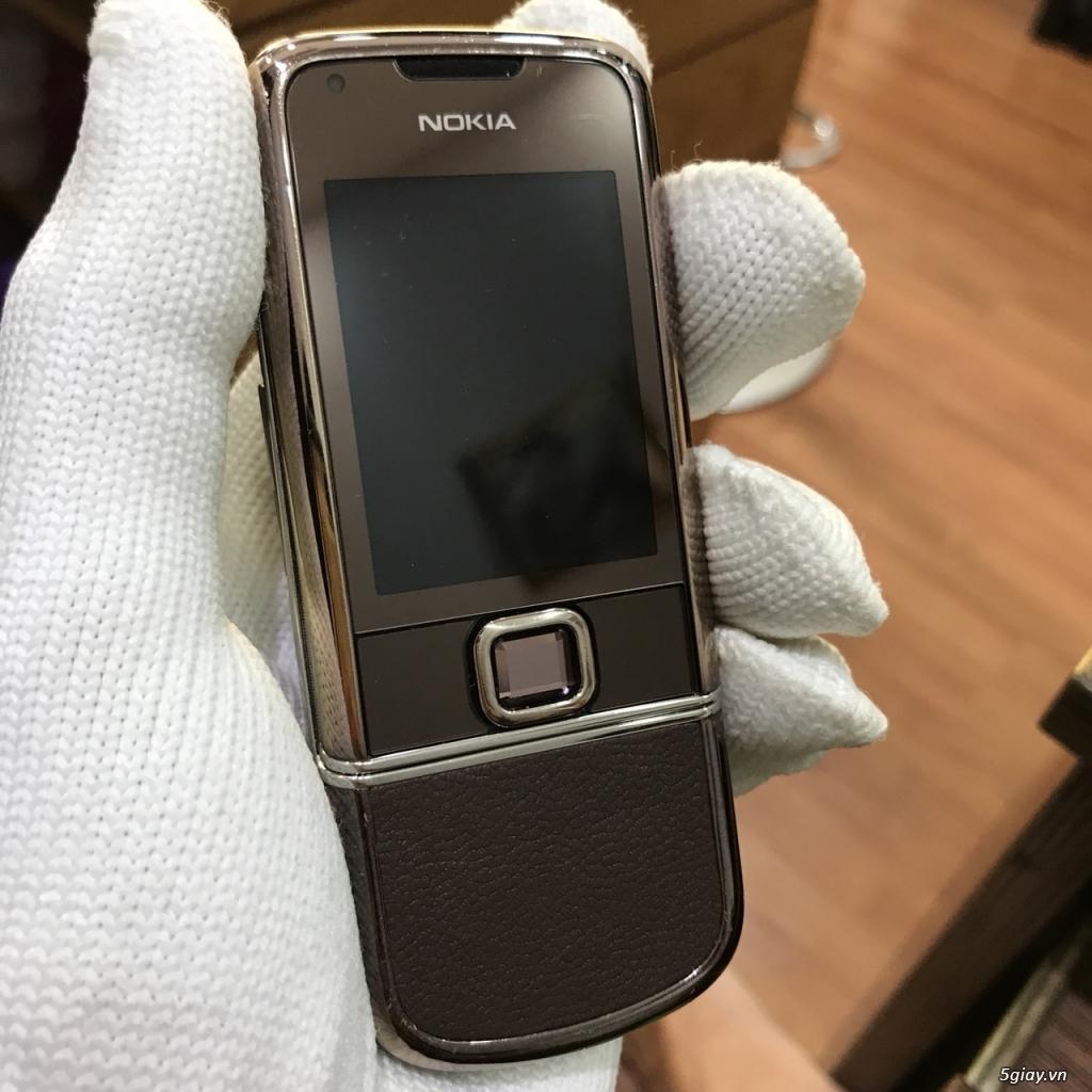 Điện thoại Nokia 8800 saphia nâu chính hãng - 3