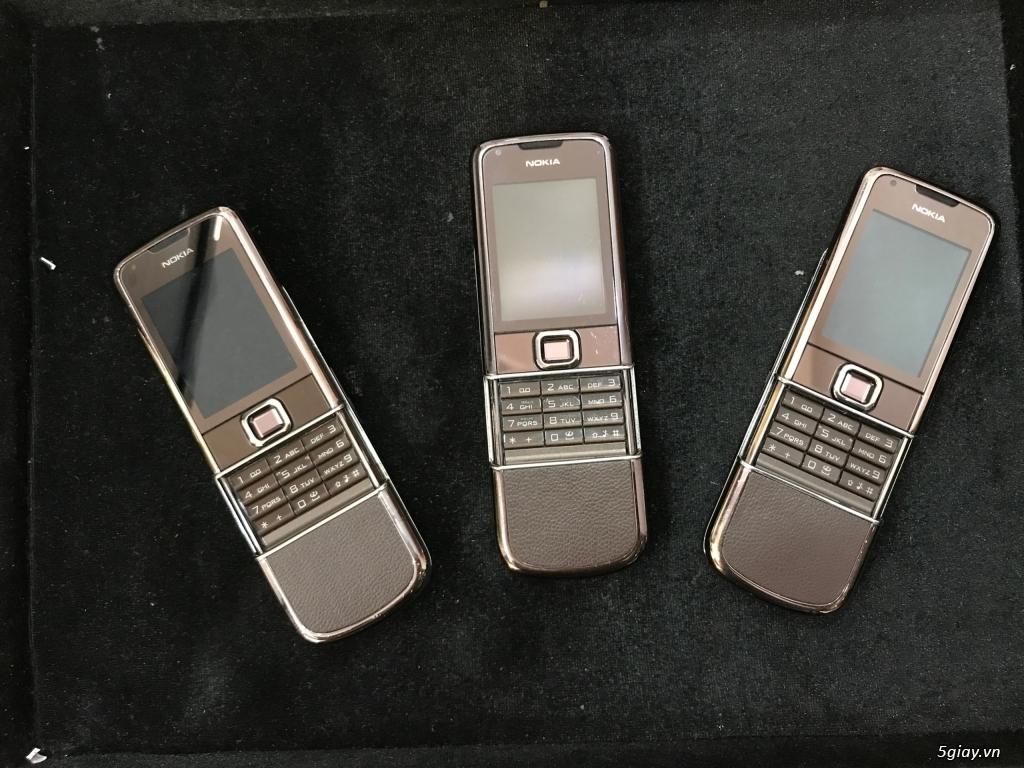 Điện thoại Nokia 8800 saphia nâu chính hãng