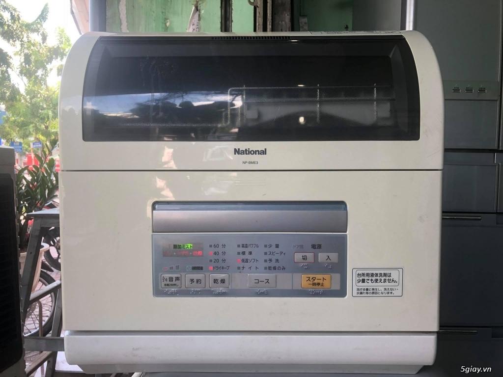 Máy rửa chén nội địa Nhật dành cho gia đình - 15