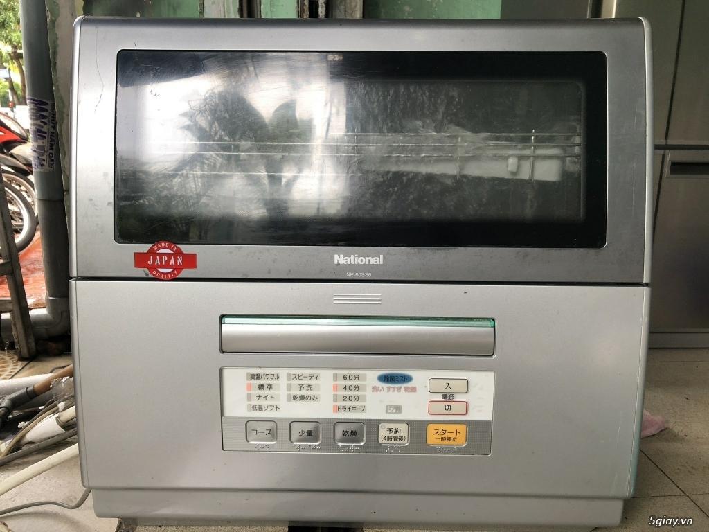 Máy rửa chén nội địa Nhật dành cho gia đình - 12