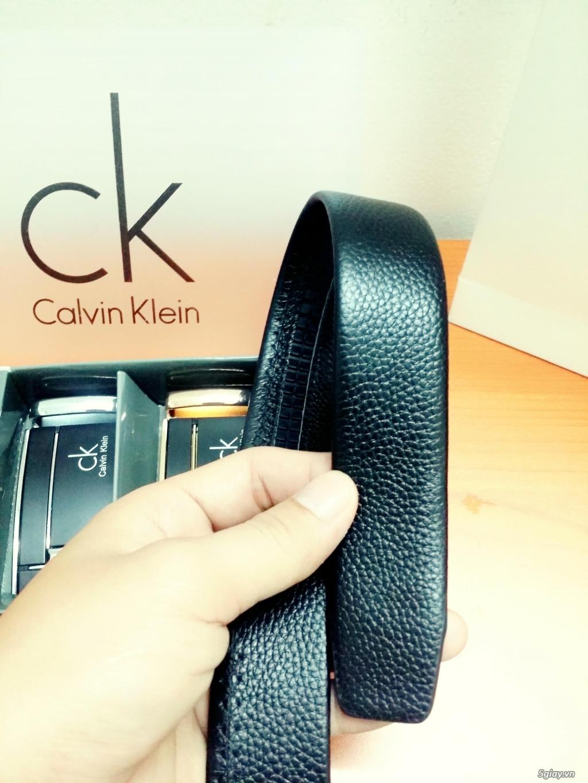 nịt - thắt lưng Calvin Klein chính hiệu xách tay cần bán giá tốt - 3