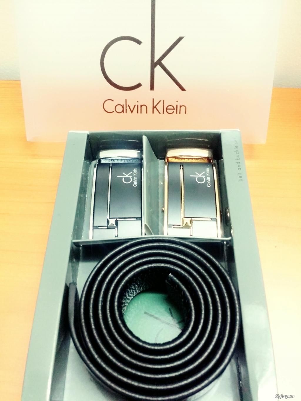nịt - thắt lưng Calvin Klein chính hiệu xách tay cần bán giá tốt - 2