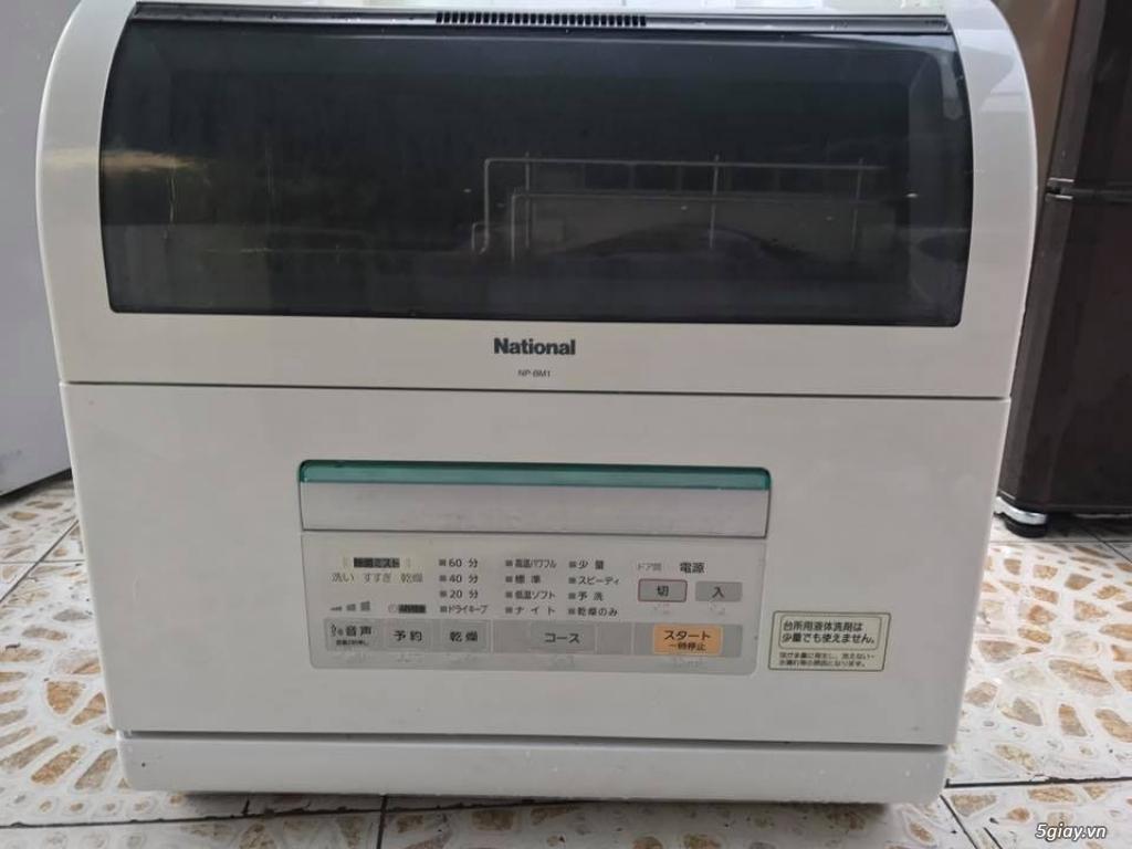 Máy rửa chén nội địa Nhật dành cho gia đình - 13