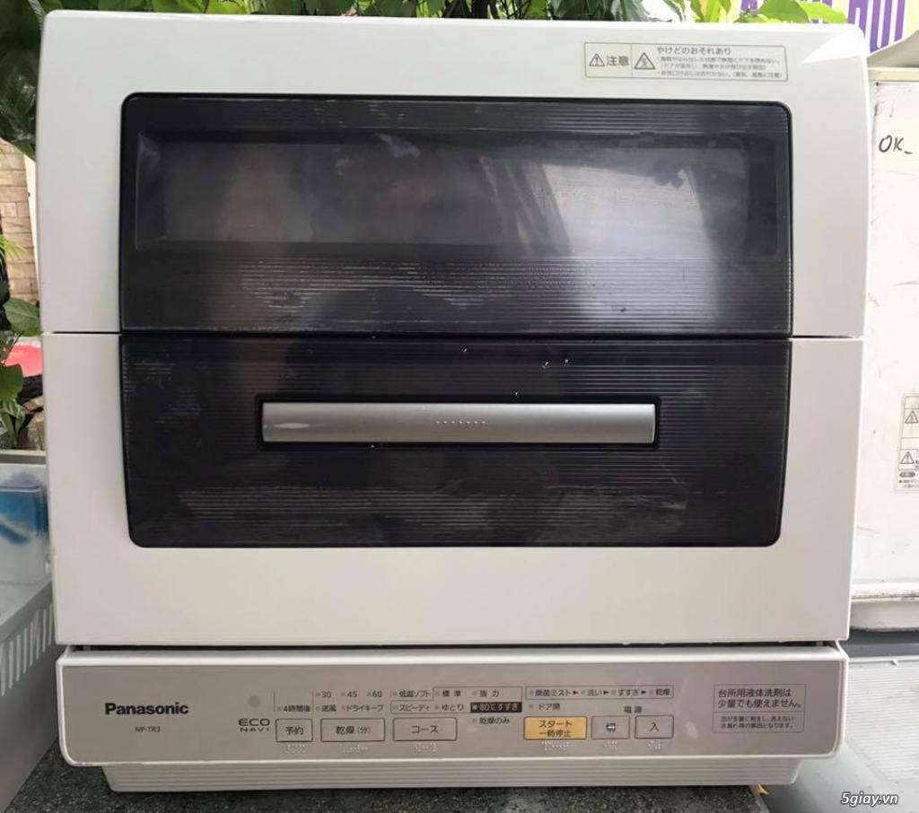 Máy rửa chén nội địa Nhật dành cho gia đình - 5
