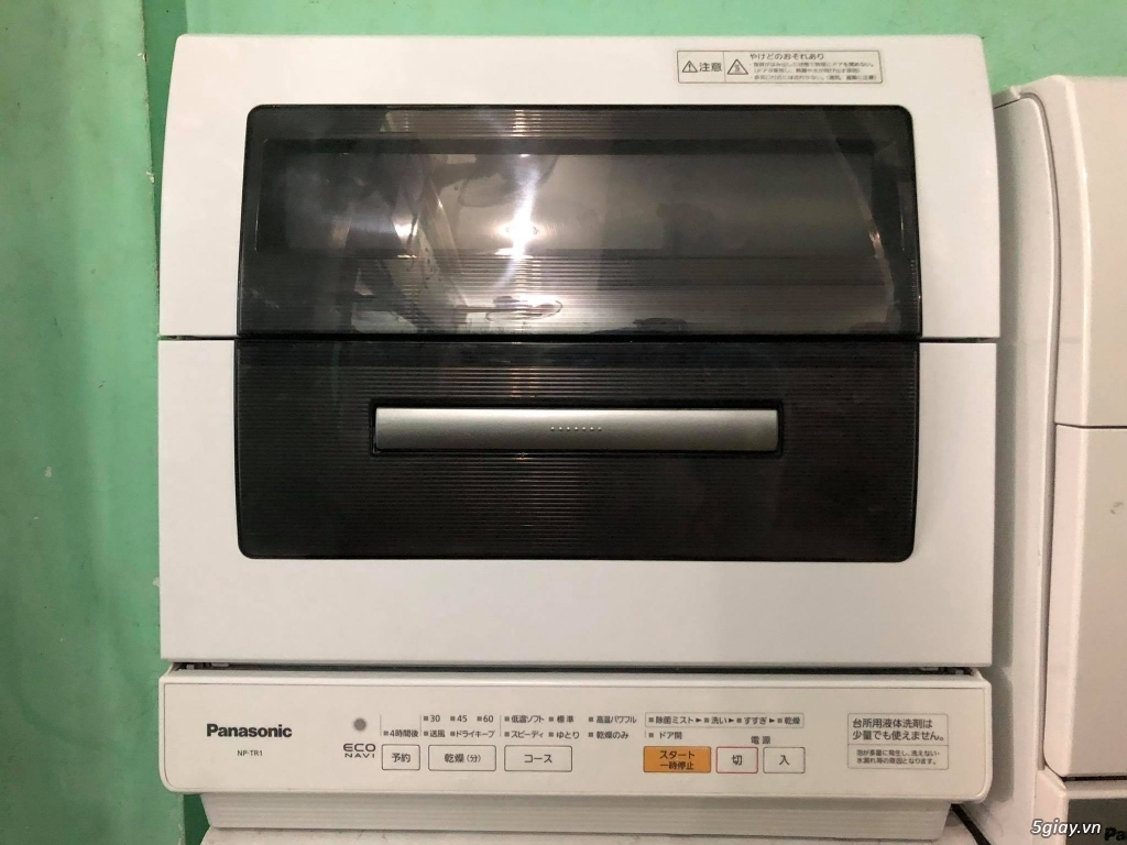 Máy rửa chén nội địa Nhật dành cho gia đình - 6