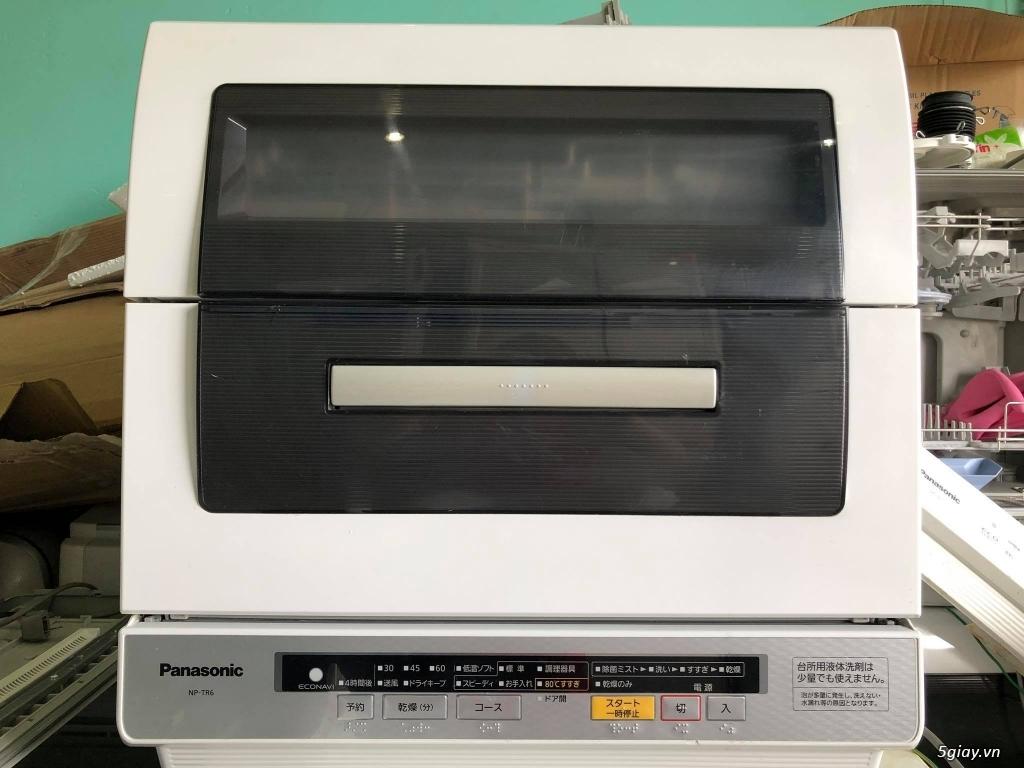 Máy rửa chén nội địa Nhật dành cho gia đình - 3