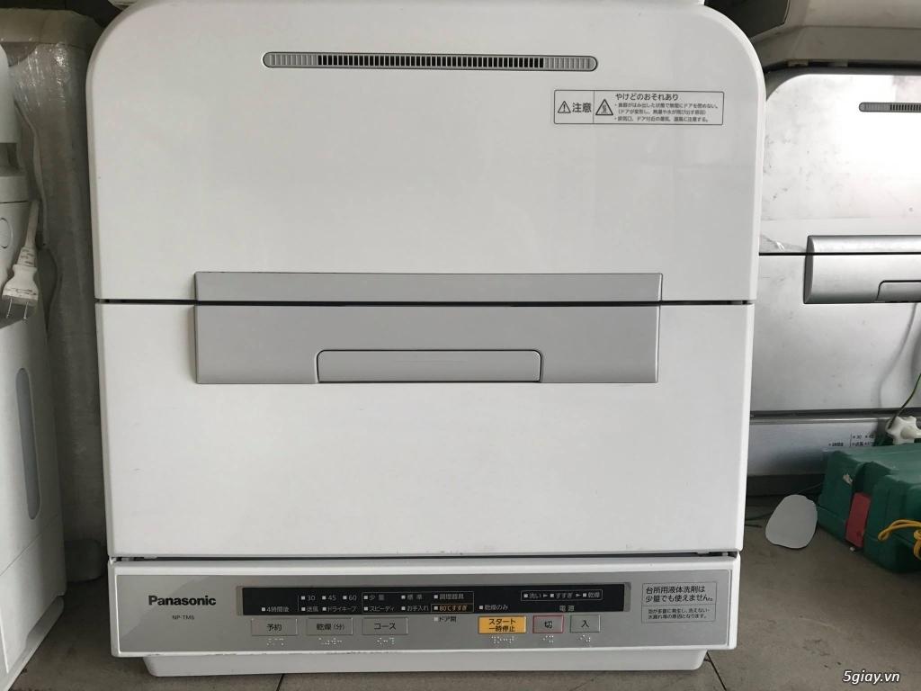 Máy rửa chén nội địa Nhật dành cho gia đình - 10