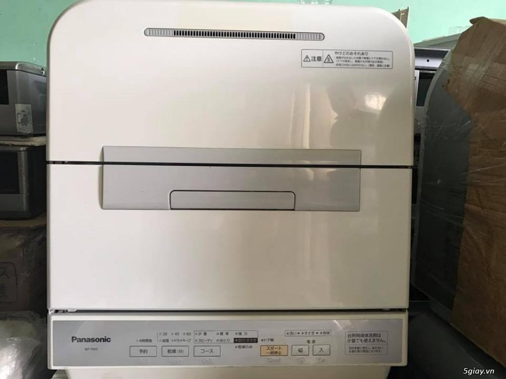 Máy rửa chén nội địa Nhật dành cho gia đình - 9