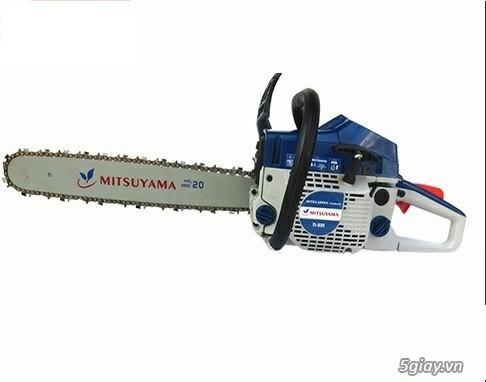 Máy cưa xích chất lượng cao Mitsuyama TL 520 - 6