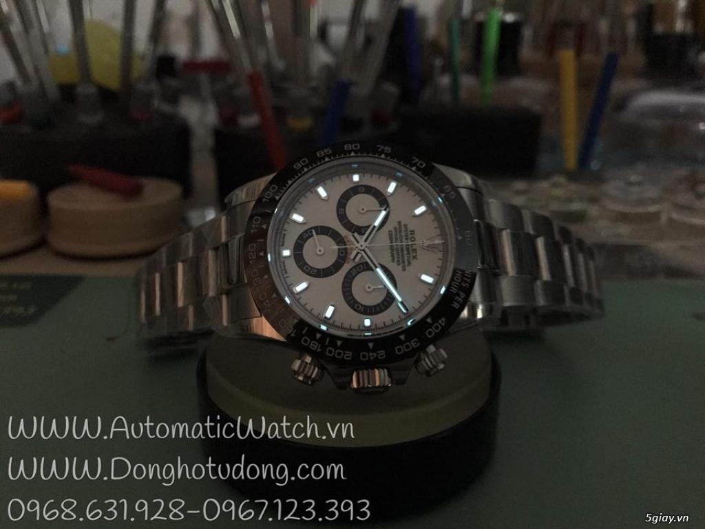 Chuyên đồng hồ Rolex,Hublot,AP, Patek Philippe...Replica1:1 Swiss Made - 5