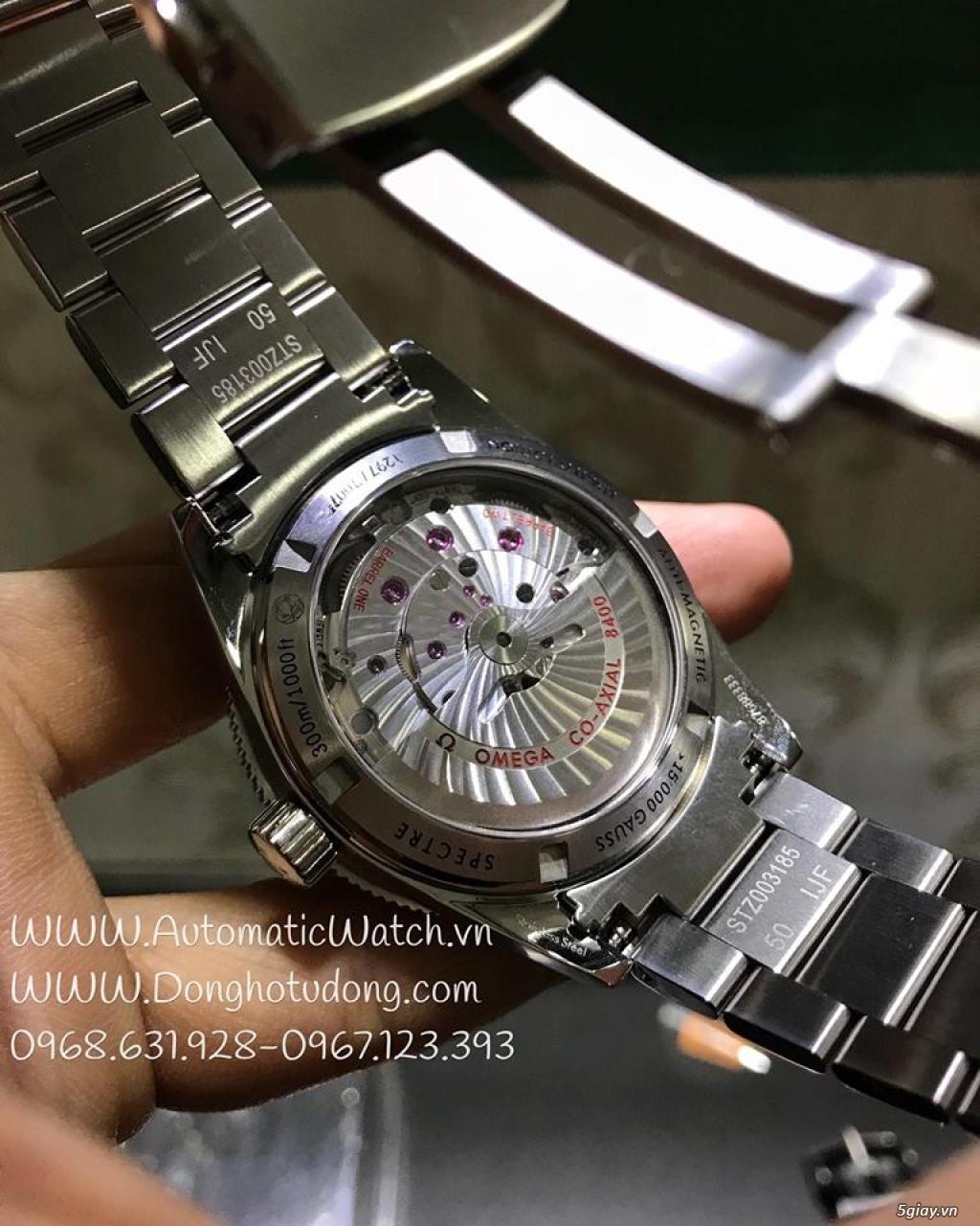 Chuyên đồng hồ Rolex,Hublot,AP, Patek Philippe...Replica1:1 Swiss Made - 7