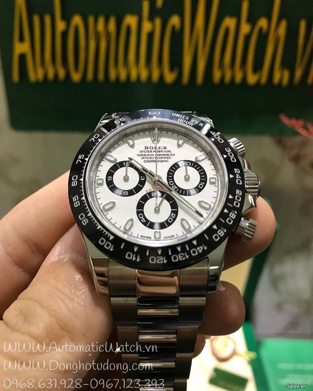 Chuyên đồng hồ Rolex,Hublot,AP, Patek Philippe...Replica1:1 Swiss Made - 3
