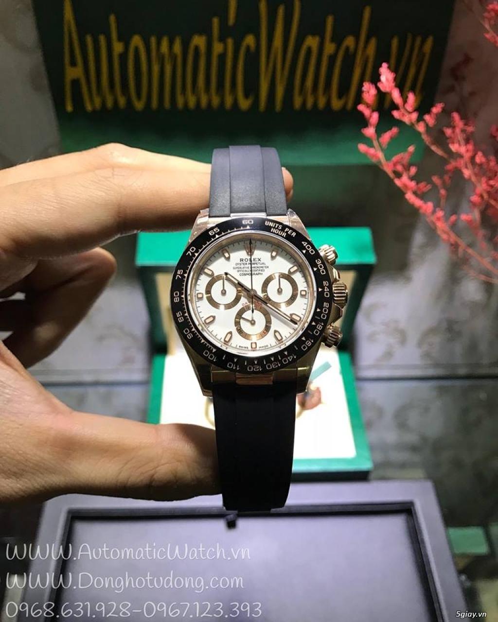 Chuyên đồng hồ Rolex,Hublot,AP, Patek Philippe...Replica1:1 Swiss Made - 4