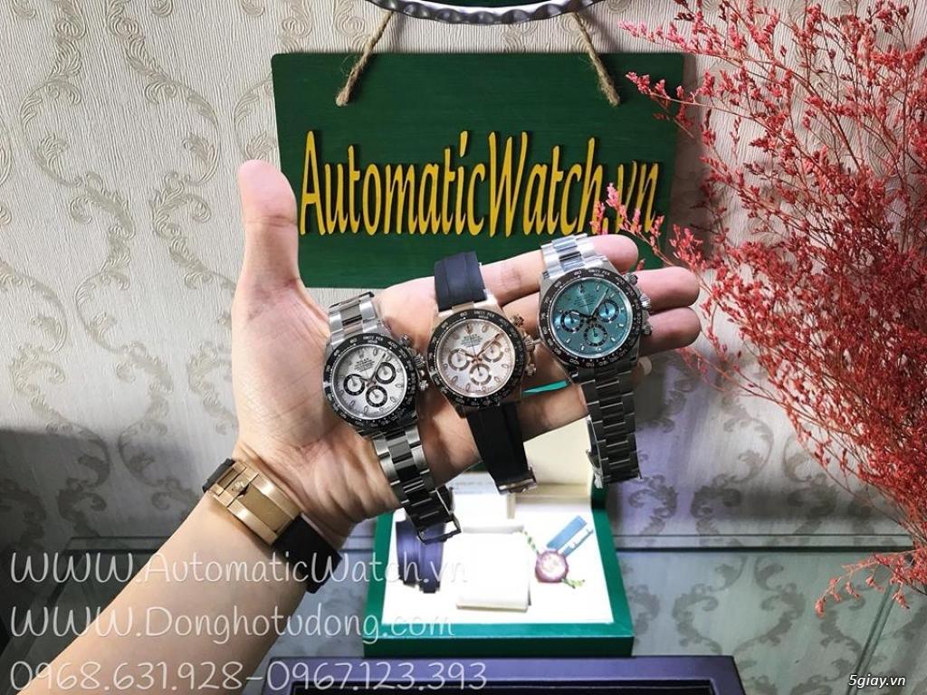 Chuyên đồng hồ Rolex,Hublot,AP, Patek Philippe...Replica1:1 Swiss Made - 2