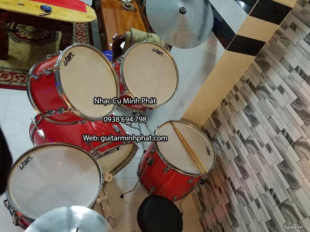 Bán Bộ trống jazz giá rẻ - drum jazz yamha - drum jazz lazer - 17