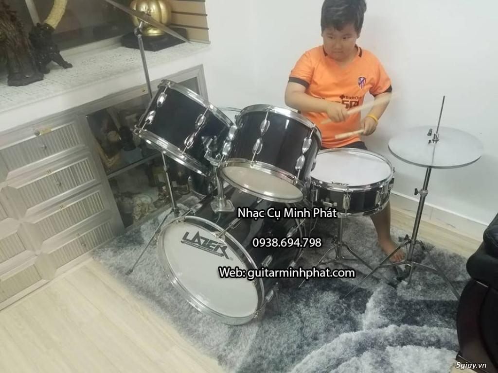 Bán Bộ trống jazz giá rẻ - drum jazz yamha - drum jazz lazer - 11