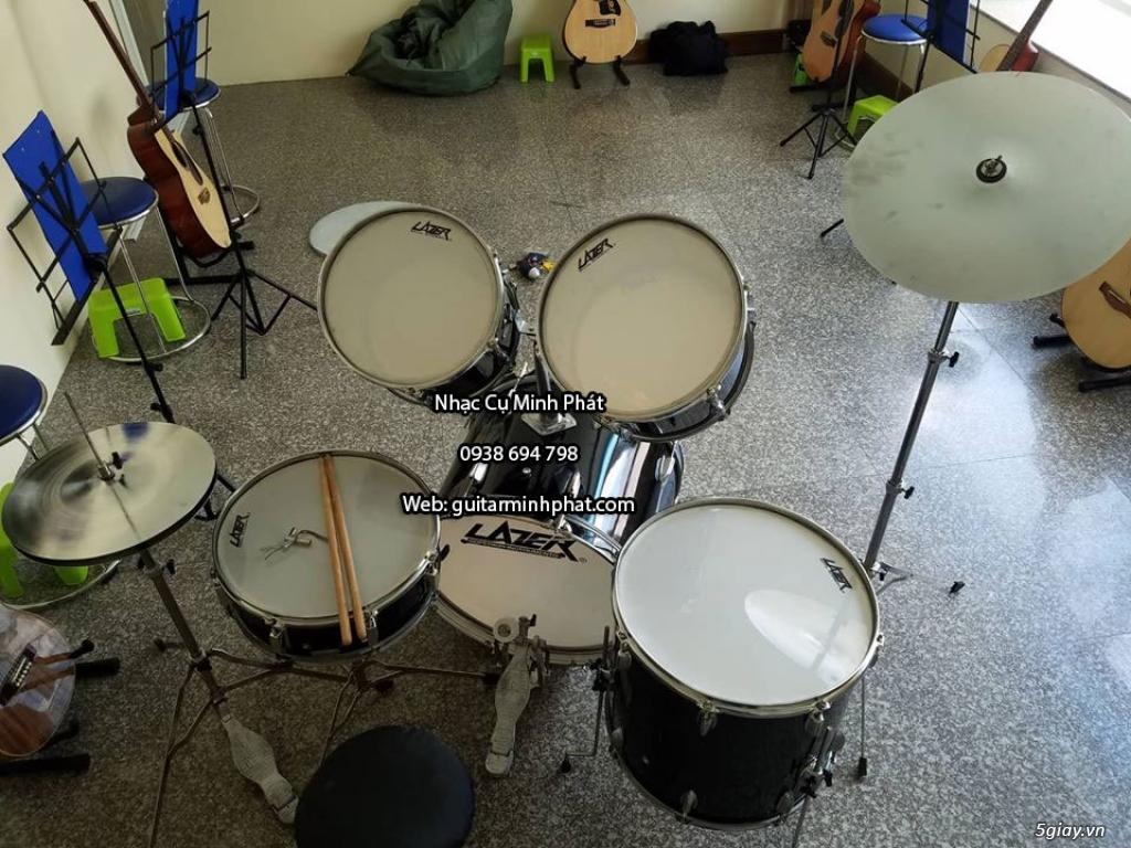 Bán Bộ trống jazz giá rẻ - drum jazz yamha - drum jazz lazer - 14