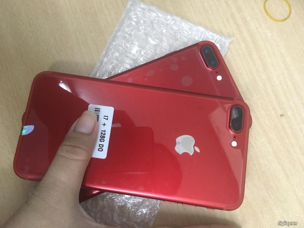 Iphone 7 plus 128G đỏ_Zin all_ hổ trợ trả góp 0% - 8