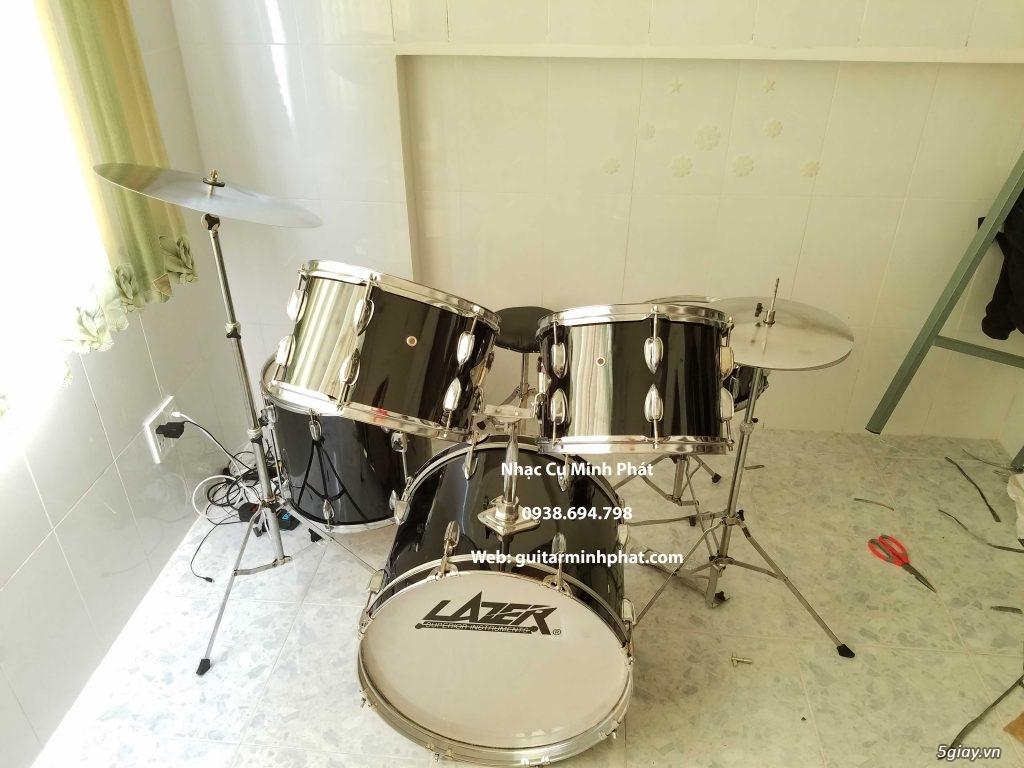 Bán Bộ trống jazz giá rẻ - drum jazz yamha - drum jazz lazer - 4