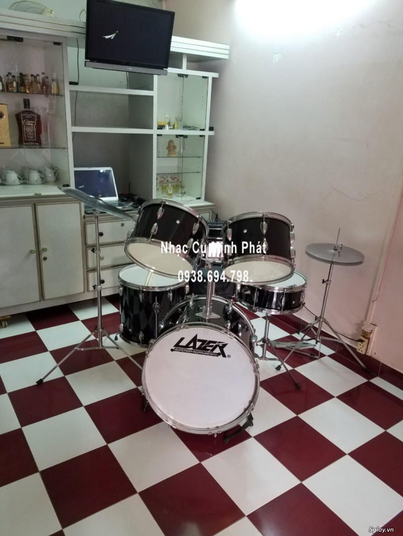 Bán Bộ trống jazz giá rẻ - drum jazz yamha - drum jazz lazer - 9