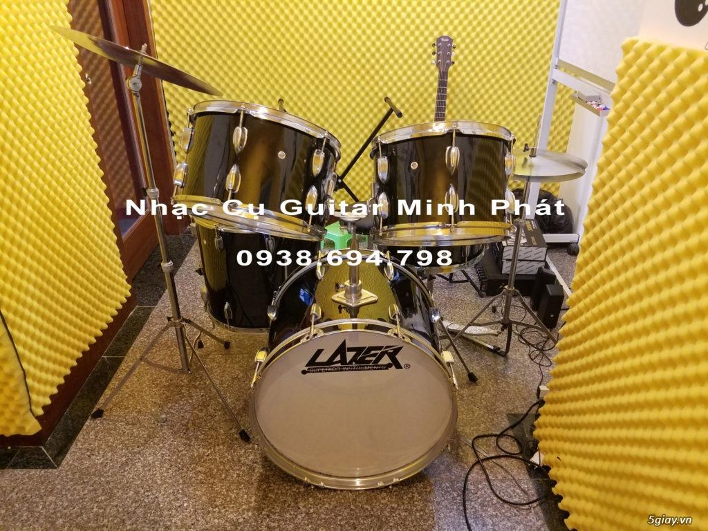 Bán Bộ trống jazz giá rẻ - drum jazz yamha - drum jazz lazer - 6