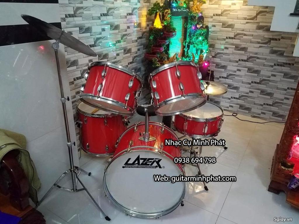 Bán Bộ trống jazz giá rẻ - drum jazz yamha - drum jazz lazer - 16