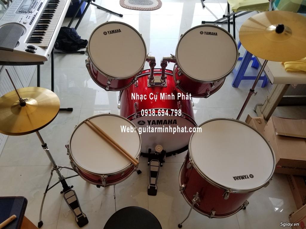 Bán Bộ trống jazz giá rẻ - drum jazz yamha - drum jazz lazer - 2