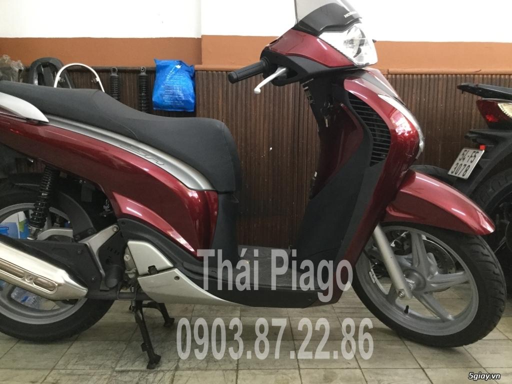 Thái&Trâm bán xe Tay Ga các loại (SH,Piaggo ..) xe bao đẹp, giá tốt. THU MUA XE SH,PIAGGO giá cao - 18