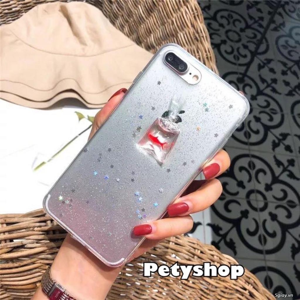 Ốp lưng iPhone 6 6S 6Plus 6SPlus 7 8 7Plus 8Plus X độc lạ dễ thương - 9