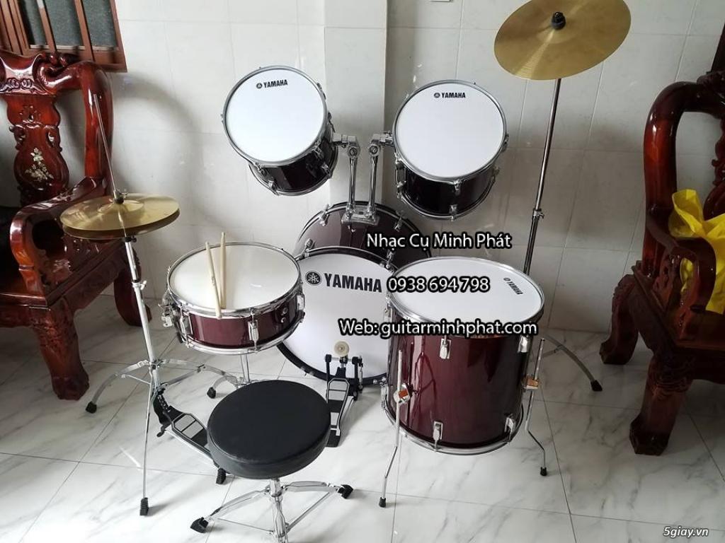 Bán Bộ trống jazz giá rẻ - drum jazz yamha - drum jazz lazer - 18