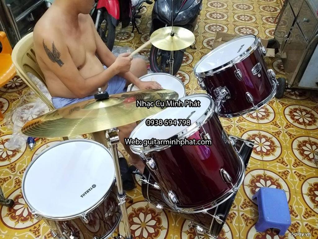 Bán Bộ trống jazz giá rẻ - drum jazz yamha - drum jazz lazer - 1