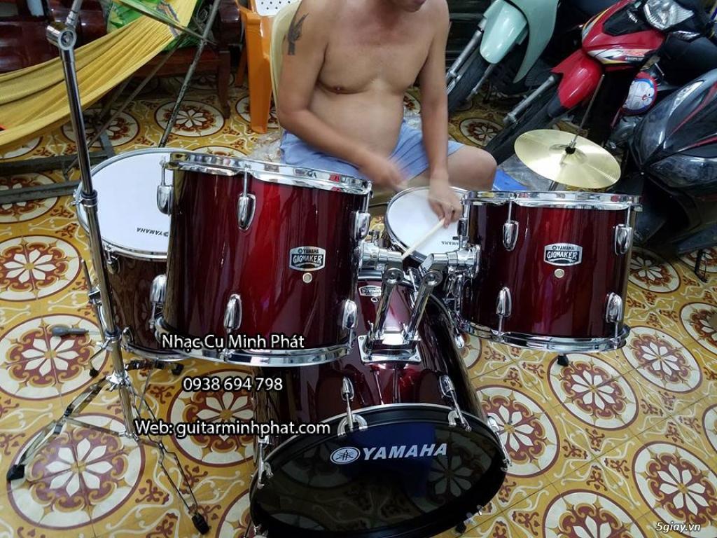 Bán Bộ trống jazz giá rẻ - drum jazz yamha - drum jazz lazer - 19