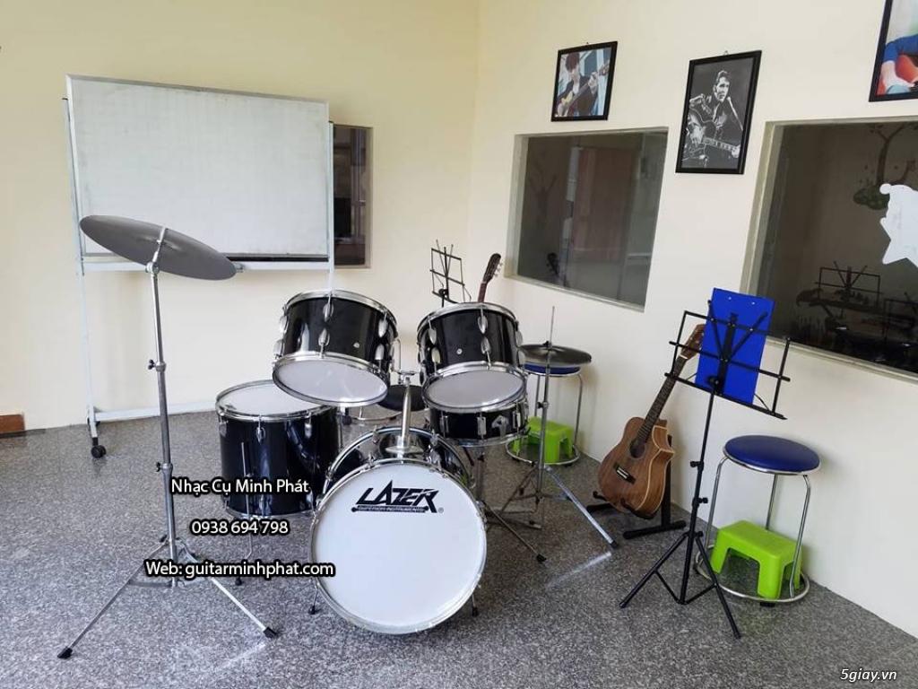 Bán Bộ trống jazz giá rẻ - drum jazz yamha - drum jazz lazer - 13