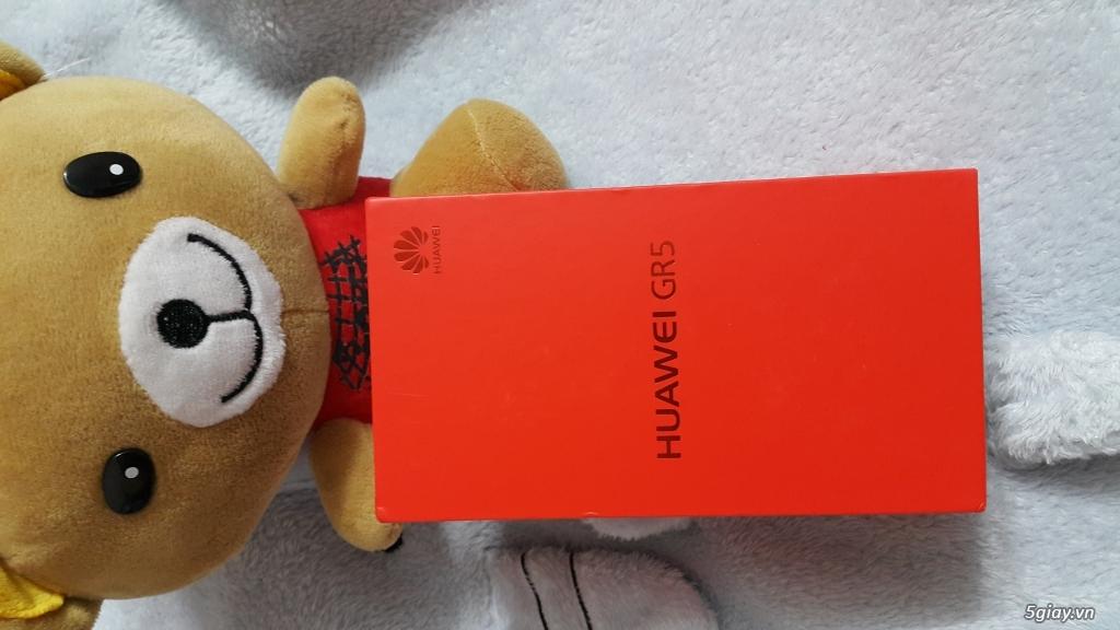 Huawei gr5 (Bạc) chính hãng, mới 100%, nguyên Seal