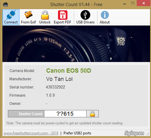 Nguyên bộ máy ảnh Canon full box, đầy đủ phụ kiện. - 4
