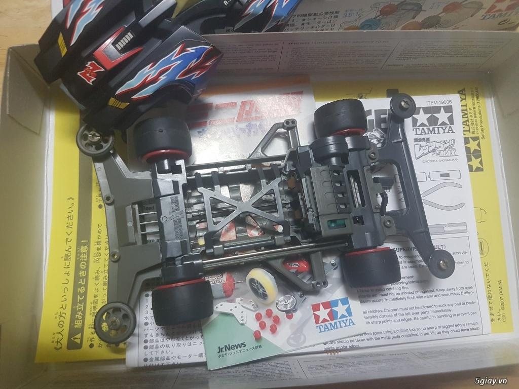 Xe Tamiya mini 4WD Rising Trigger - 2